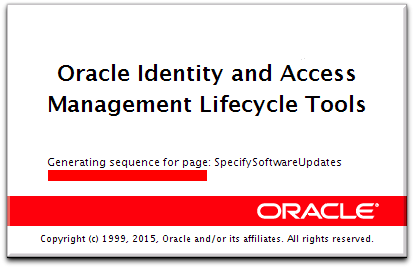 Установка Oracle Identity Manager 11g R2 PS3 (11.1.2.3.0) с помощью Lifecycle Management Tools