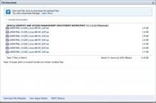 Where to find Oracle Identity Manager 11.1.2.2.0 R2PS2 Installers?