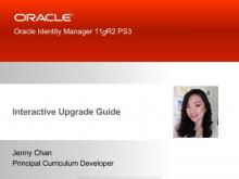 Oracle Identity Manager Interactive Upgrade Guide